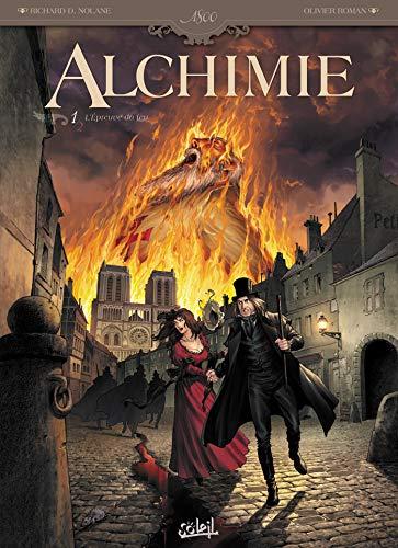 Alchimie T01: L'épreuve du feu PDF Books