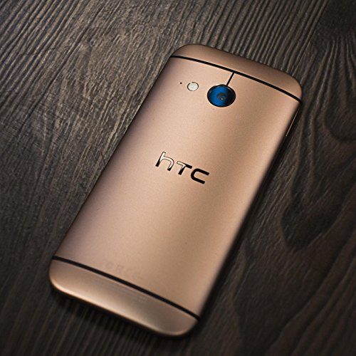 HTC One mini 2 Smartphone (11,4 cm (4,5 Zoll) Touchscreen, 1,2GHz, Quad-Core-Prozessor, 1GB RAM, 13 Megapixel Kamera, 16GB interner Speicher, Nano-SIM, Android 4.4.2 KitKat) rose Gold