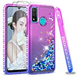 LeYi for Huawei P Smart 2020 Case and 2 Tempered Glass