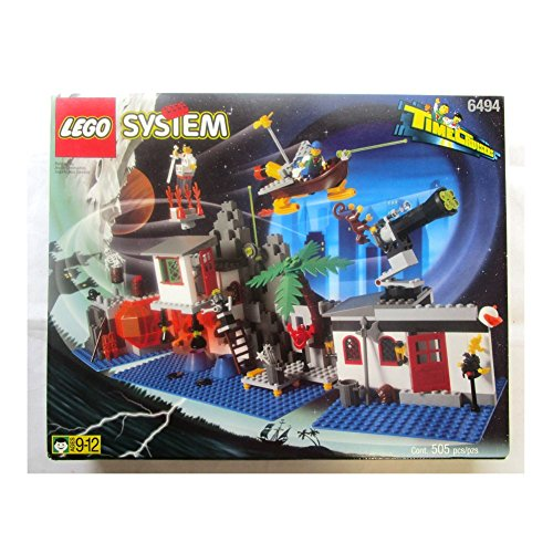 LEGO Time Cruisers 6494 Mystic Mountain Time Lab