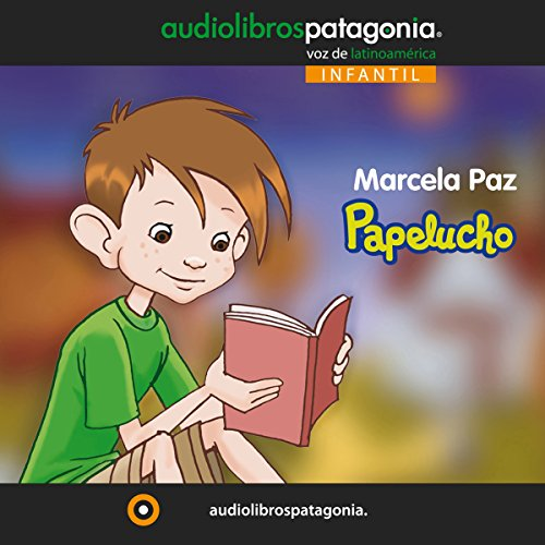 Papelucho audiobook cover art
