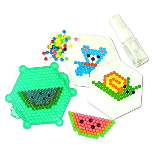 Kipp Brothers DIY Magic Water Bead Craft Kit for Kids - Pack of 12