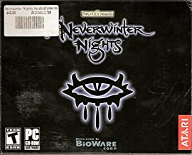 Neverwinter Nights, Shadows of Undrentide Expansion Pack, and Hordes of the Underdark. Atari PC CD-ROM