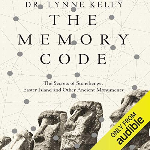 The Memory Code audiobook cover art