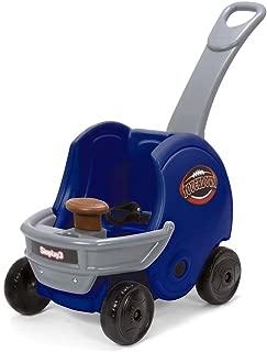 Simplay3 Push Helmet Stroller Wagon - Blue