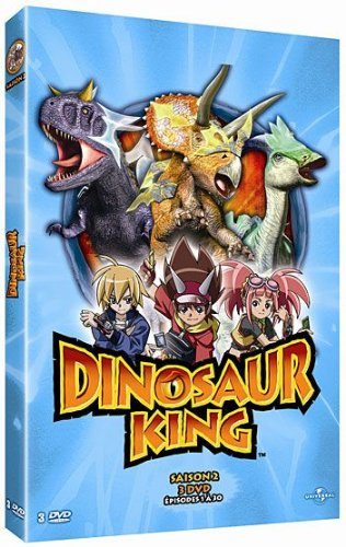 Dinosaur King-Saison 2-Volume 1