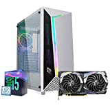 Pc gaming Intel i5 9th 4.10Ghz, Gtx 1650 4Gb,Ssd M.2 256 Gb,Hdd 1 TB,Ram 8 Gb...