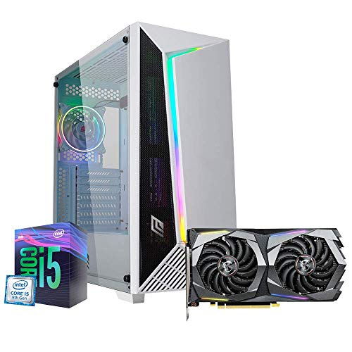 Pc gaming Intel i5 9th 4.10Ghz, Gtx 1650 4Gb,Ssd M.2 256 Gb,Hdd 1 TB,Ram 8 Gb ddr4, Wifi,Windows 10,Pc gaming i5 assemblato