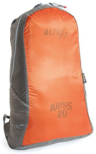 Altus Abyss Jour Pack – Orange/Gris, 20 L