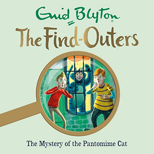 The Mystery of the Pantomime Cat     The Find-Outers, Book 7              By:                                                                                                                                 Enid Blyton                               Narrated by:                                                                                                                                 Thomas Judd                      Length: 3 hrs and 56 mins     Not rated yet     Overall 0.0