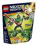 LEGO Nexo Knights juego de batalla Aaron 70364 kit de construcción (80 piezas)