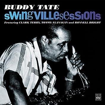 Buddy Tate Swingville Session. Tate's Date / Tate-a-Tate / Groovin' with Buddy Tate