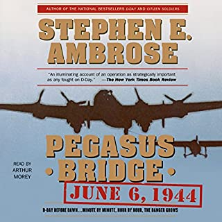 Pegasus Bridge cover art