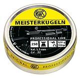 RWS Meisterdugeln .22 Caliber 14.0 G Airgun Pellets
