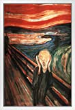 Poster Foundry Edvard Munch The Scream of Nature
