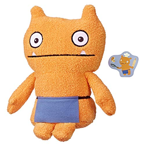 Uglydoll Warm Wishes Wage Stuffed Plush Toy, 10' Tall