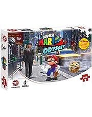 Super Mario Odyssey New Donk City Puzzle - 500 Stukjes - Legpuzzel - Voor kinderen