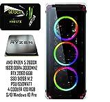 PC Gaming REDI AV4100 G6 26X AMD RYZEN 5 2600X A320M RTX 2060 6GB DDR4 16GB 3000 SSD M.2 512GB 650WATT Radix