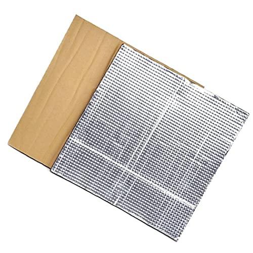 Plataforma caliente cama de aislamiento semillero de la impresora térmica Pad de aislamiento estera de la espuma 3D con calefacción Cama térmica robusta y no daña fácilmente aislamiento de alg