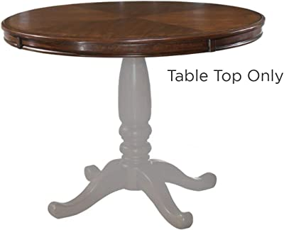 Signature Design by Ashley Leahlyn Dining Room Table Top, Medium Brown