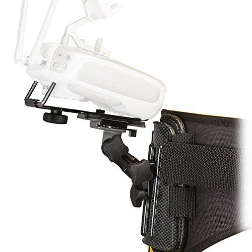 Hoodman Support Belt with DJI Mount Kit for DJI Drone Controller by Hoodman