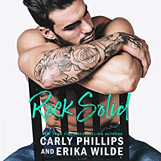Rock Solid audiobook cover art
