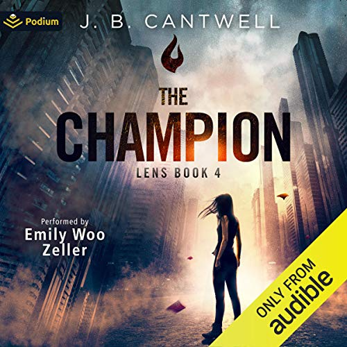 The Champion Audiobook By J.B. Cantwell cover art