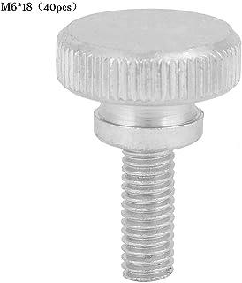 punta de acero al carbono 40 mm 70 unidades Sourcingmap Clavos de acero al carbono