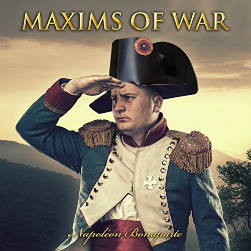 Maxims of War audiobook cover art