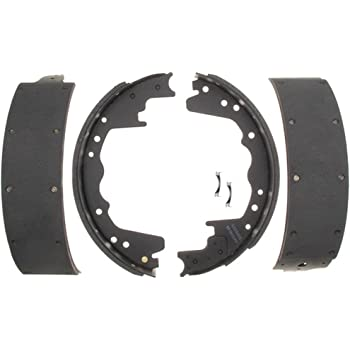 Raybestos 637PG Drum Brake Shoe-PG Plus Professional Grade Organic Rear