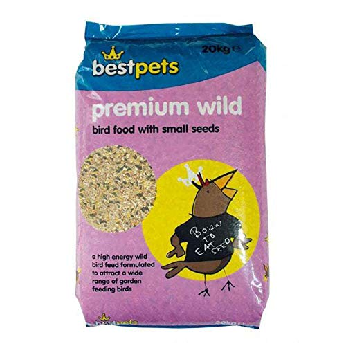 Cranswick Bestpets Premium-Wildbird 20kg