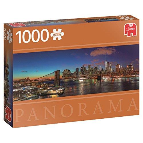 Jumbo- Hudson Bridge, New York, Puzzle de 1000 Piezas (618569)