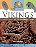 Vikings: Dress, Eat, Write, and Play Just Like the Vikings (Qeb Hands-on History)
