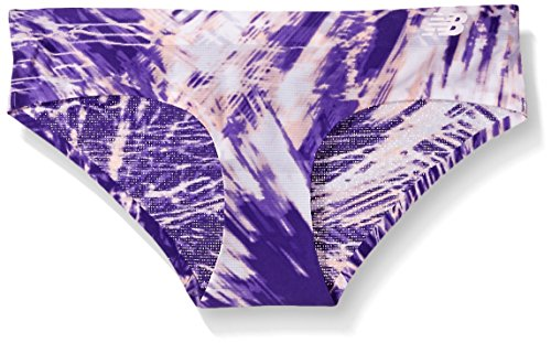 New Balance Ropa Interior de Malla Transpirable Ultra Ligera para Mujer (Paquete...