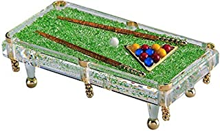 Crystal Asfour 155/80/13 Pool Game Decor - Multicolor