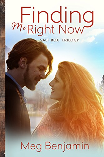 Finding Mr. Right Now (Salt Box Trilogy) (English Edition)