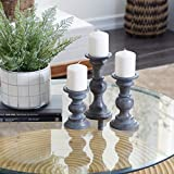 Deco 79 Candle Holder, S/3 6