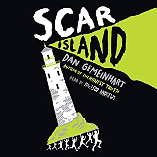 Scar Island                   By:                                                                                                                                 Dan Gemeinhart                               Narrated by:                                                                                                                                 MacLeod Andrews                      Length: 6 hrs and 42 mins     111 ratings     Overall 4.5