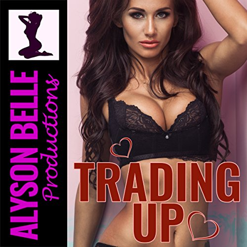 Trading Up audiobook cover art