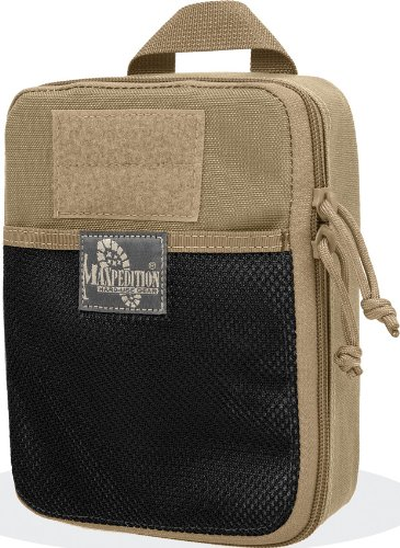 Maxpedition Beefy Pocket Organizer Tasche, Khaki, Einheitsgröße