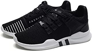 LaBiTi Men's Running Shoes Fashion Breathable Sneakers Mesh Soft Sole Casual Athletic Lightweight