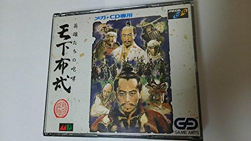 Tenka Fubu: Eiyuutachi no Houkou [SEGA Mega CD] [Import Japan]