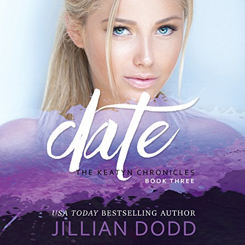 Date Me audiobook cover art