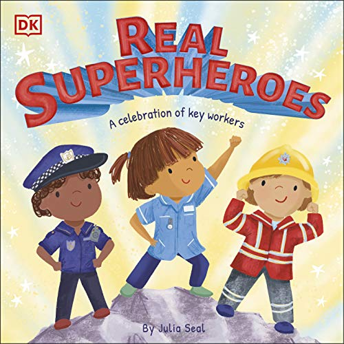 Real Superheroes (English Edition)