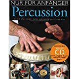 Nur Für Anfänger - Percussion (Book And CD)....