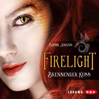 Brennender Kuss Titelbild