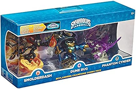 Skylanders Imaginators - Classic Champion Triple Pack - Smolderdash, Dune Bug and Cynder (Xbox One/PS4/PS3/Xbox 360/Nintendo Wii U)