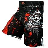 Pantalones cortos de boxeo 'Pro Gel', para UFC, MMA, Kick Boxing, Muay Thai o jaula