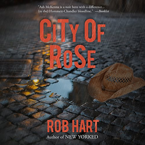 City of Rose audiobook cover art