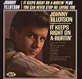 Songtexte von Johnny Tillotson - It Keeps Right on A-Hurtin' / Can Never Stop Me Loving You